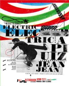 Electric Electric / Jean Jean / Apiuiz