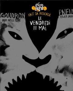 Crumble Fight présente : Goudron et Pneu au Noctambule