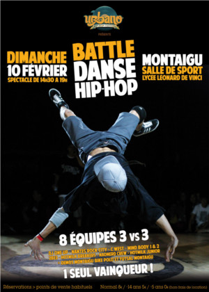 10 02 2013 Battle Danse Hip-hop by Artdevil