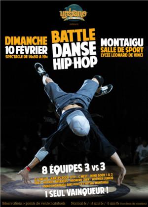 10 02 2013 Battle Danse Hip-hop by Artdevil