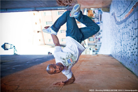 Danseur Battle Hip-hop Artdevil/Urbano 10 février 2013