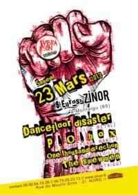Soirée de soutien Eclip'Son le 23 Mars au ZINOR ! à partir de 21h