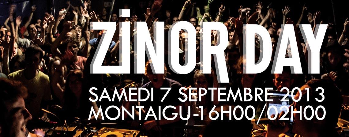 07 09 2013 ZINORDAY : Le ZINOR fête ses 1 an !