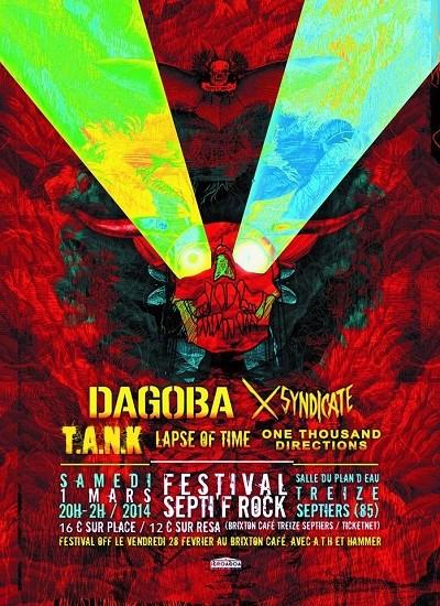 Festival Septif'Rock 2014