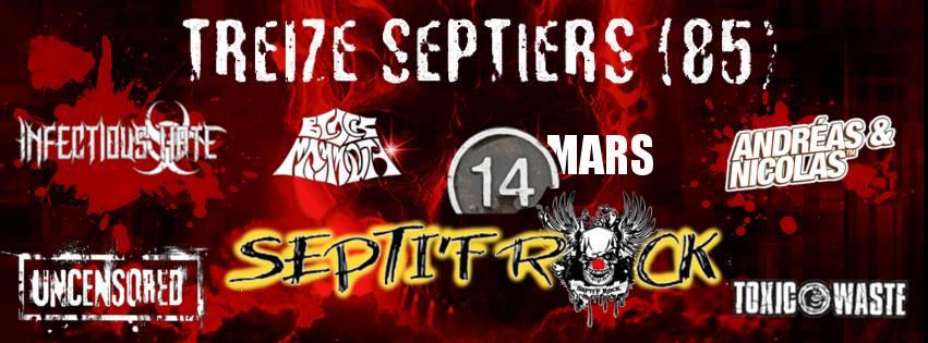 14 03 2015 FESTIVAL SEPTI'F ROCK
