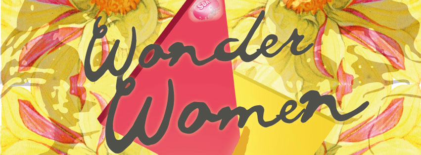 WONDER WOMEN #4 030715