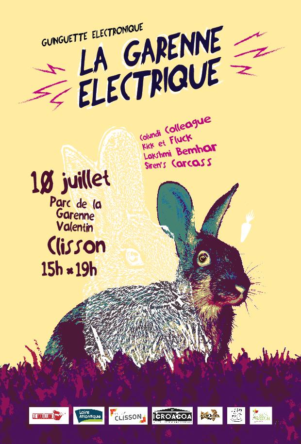 10 07 16 LA GARENNE ELECTRIQUE