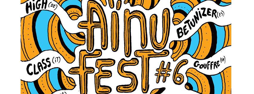 AÏNU FEST 23 & 24 09 2016