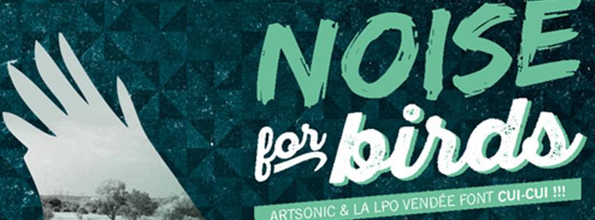 NOISE FOR BIRDS 08 10 2016