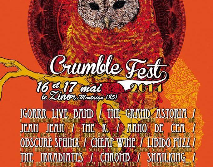 crumble-fest