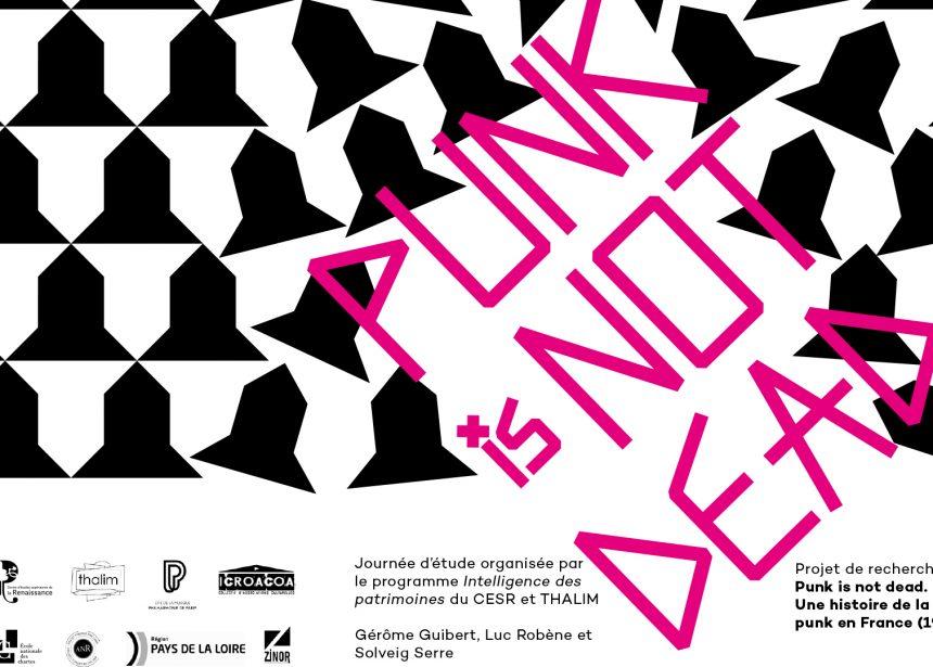 La scène punk à Montaigu et en Vendée (1976-2016)