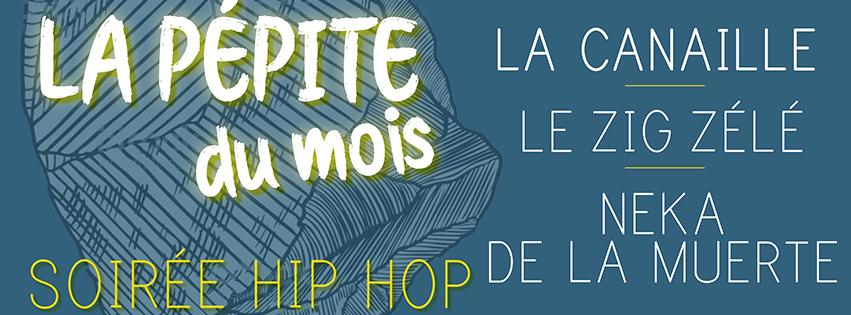 BANDEAU Pépite Hip hop