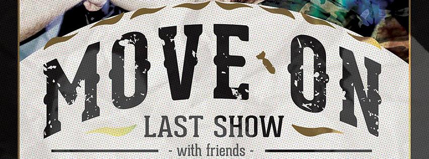 BANDEAU move on last show