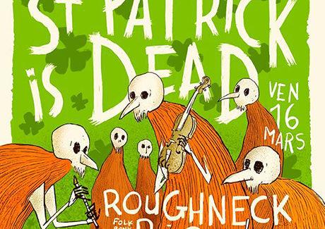 SITEINTERNET saint patrick is dead