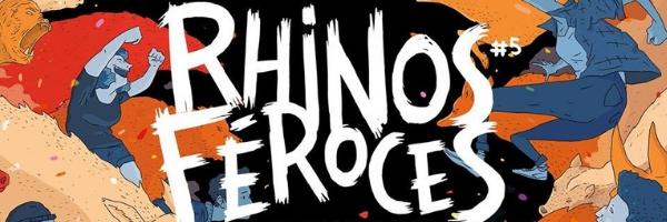 rhinos feroces bandeau